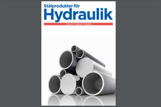 Stålprodukter för hydraulik
